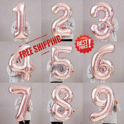 Giant Balloon Numbers (40
