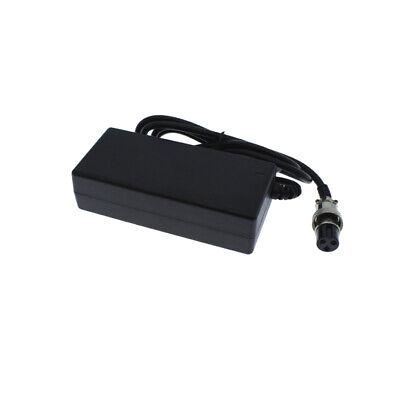 Cargador para batería de tijeras de podar eléctricas Yatek EL46001. Salida de...