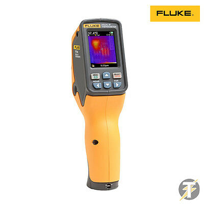 Fluke Vt04a Visual Ir Thermometer Infrared Thermal Imaging Camera