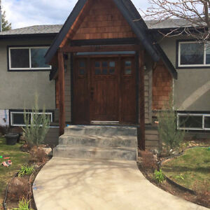 2 bedroom  suite, avail Aug. 1st