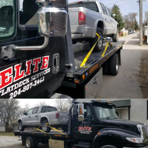 FLATDECK TOWING SERVICES