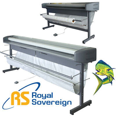 Royal Sovereign Ret-1652 64 Electric Banner Poster Photography Trimmer Cutter