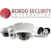 HD Security Camera CCTV System Installation and Service
