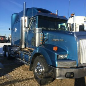 2007 WESTERN STAR AUTOSHIFT