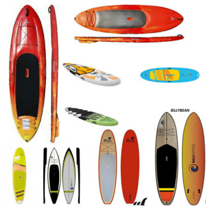LIQUIDATION on all of our PADDLE BOARDS in stores and online!!