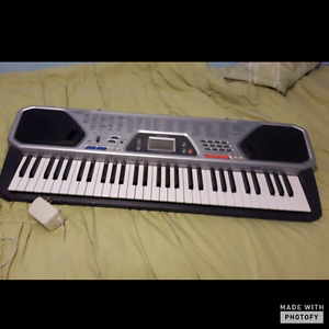 RadioShack 62 key piano keyboard