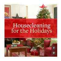 $80 Christmas house cleaning special  top-bottom $80