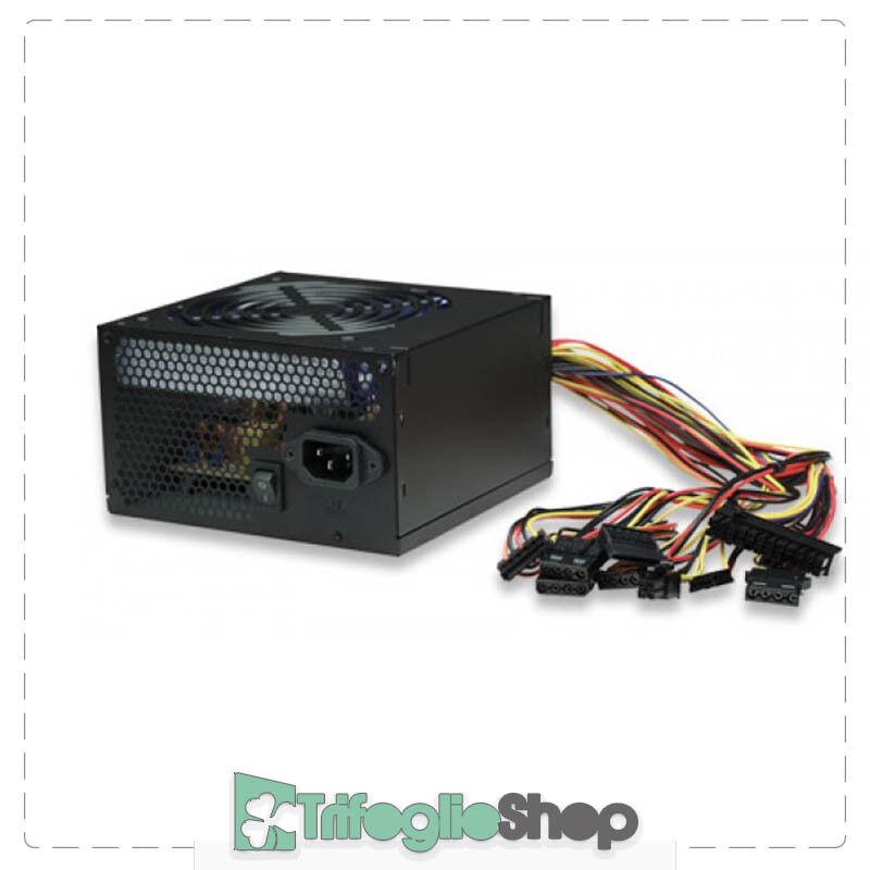 Alimentatore Computer PC  500 watt 20+4 Pin ATX Power Supply GARANTITO