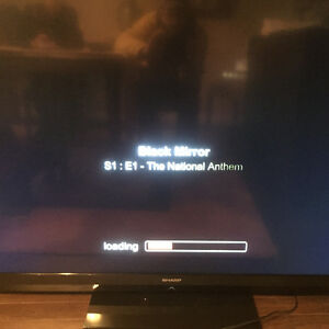 "70"" Sharp AQUOS LCD Smart TV LC-70LE640U - Damaged?"