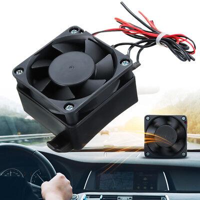 100W 12V DC PTC Fan Heater Constant Temperature Incubator Hot Space Thermostat