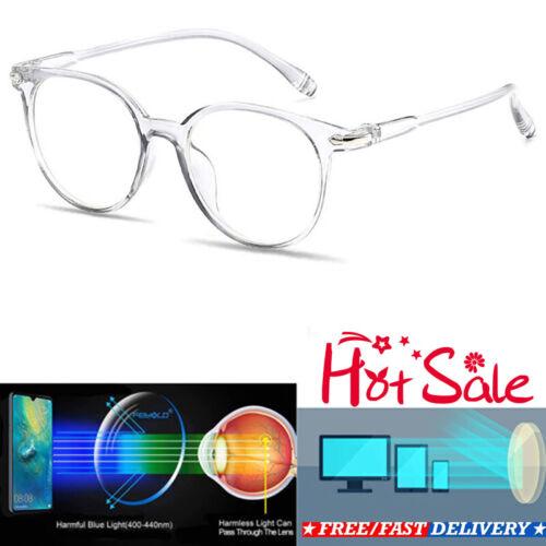 Blaulichtfilter Brille Frau Mann Computer Brille PC Brille - ohne Sehstärke DE