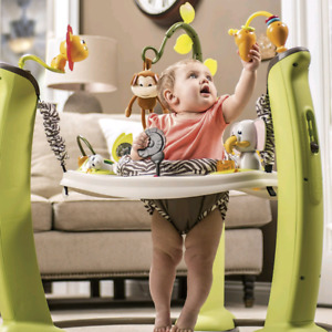 Evenflo Exersaucer Jump & Learn - Jungle Quest soucoupe