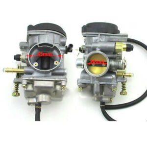 Baja Wilderness 250-U Carburetor