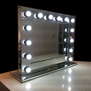 Hollywood Makeup Mirror with Built in Dimmer-LATEST UPDATED MODEL Greenslopes Brisbane South West Preview