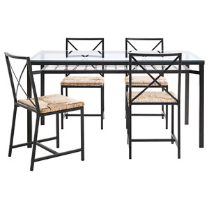 Dining Room Table Ikea Granas 4 chairs