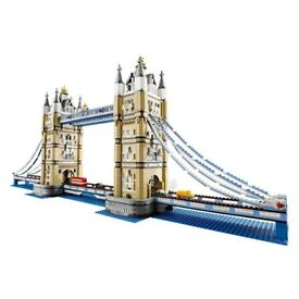 London Bridge Set (Like Lego 10214)