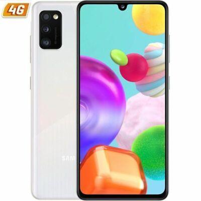 SAMSUNG GALAXY A41 64GB+4GB RAM TELÉFONO MÓVIL LIBRE SMARTPHONE BLANCO 4G A415F