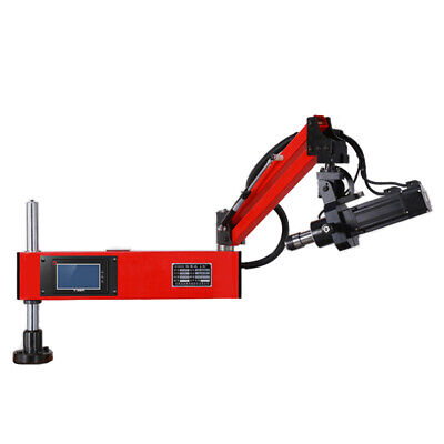 Universal M3-m16 Flexible Arm Intelligent Electric Tapping Machine Touch Screen