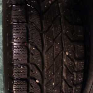 215/70R15 winter tires