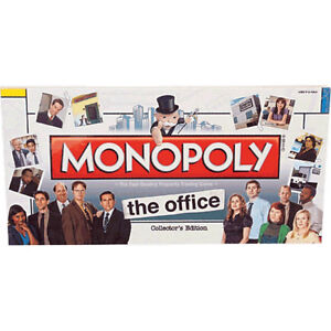 The Office Monopoly to Purchase