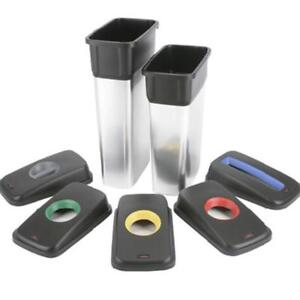 Vileda Professional GEO Recycling/Garbage Disposal System Bins - Only $49!