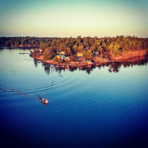 Fishing Lodge and Family Cabin Rentals on the French River