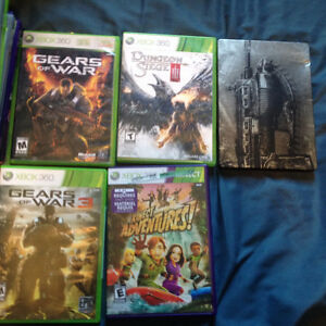 Selling my xbox 360 videogames (Including limited edition game)