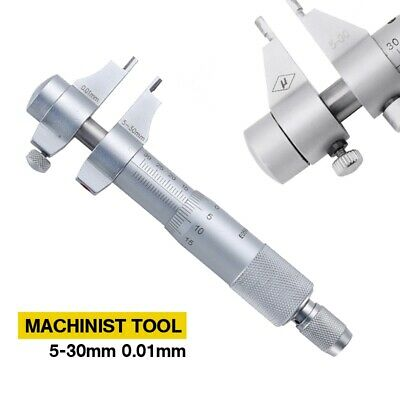 0.2 - 1.2 Inside Micrometer Precision Caliper 0.01mm Machinist Measure Tool