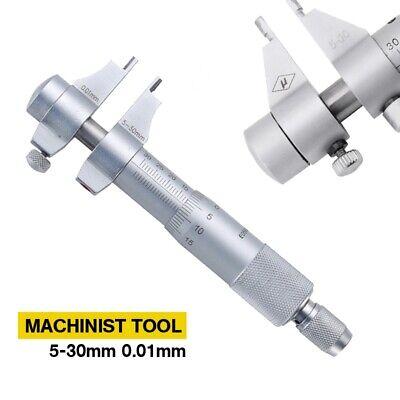 0.2 - 1.2 Inside Micrometer Precision Caliper 0.01mm Machinist Measure Tool
