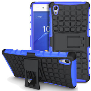 Sony Xperia Z3 - Dual Layer Shockproof Case