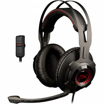 NB HyperX Cloud Revolver Wired Gaming Headset PC Mac PS4 Xbox One