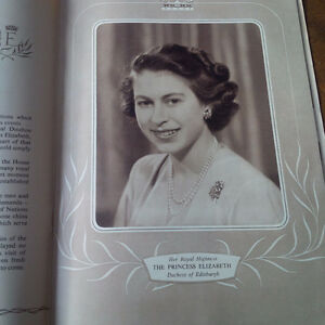 A Record of the Visit of The Princess Elizabeth, 1949 Kitchener / Waterloo Kitchener Area image 3
