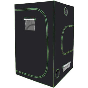 4' x 4' Grow Tent to Cultivate Cannabis & Vegetables GrOh Canada
