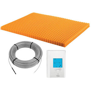 Schluter Ditra Heated Tile Floors - Supply and Install