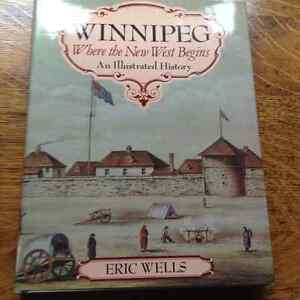 Winnipeg Where the New West Begins  by Eric Wells
