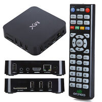 ANDROID TV BOX - XBMC- FREE & UNLIMITED INTERNATIONAL TV & SHOWS