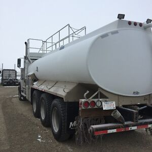 2013 WESTERN STAR TR, 120 BBL TANK 2 TO CHOOSE FROM Edmonton Edmonton Area image 2