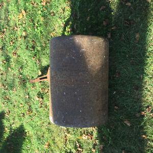 "24"" steel lawn roller Kawartha Lakes Peterborough Area image 2"