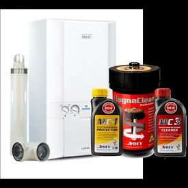 *BRAND NEW 30KW BOILER BUNDLE SUPPLY & FIT 5 YEAR WARRANTY **SPECIAL OFFER** RRP £2600-FAST RESPONSE