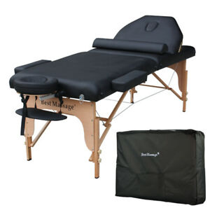 "DELUXE 4"" THICK - MASSAGE  / SPA / EYELASH TABLES FOR SALE"