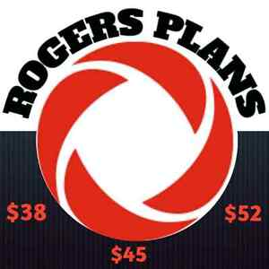 Cheap Rogers plans! Best customer service you can get!!! Cambridge Kitchener Area image 1