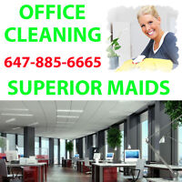 OFFICE CLEANING BY SUPERIOR MAIDS