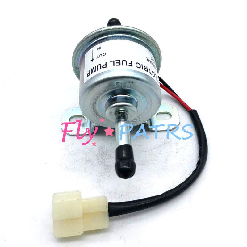 VOE 11802736 Fuel Pump for Volvo Excavators EC15 CEC15 EC20 EC25 EC30 EC35