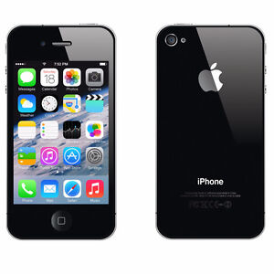 Iphone 4s – 64GB , Bell or Virgin, can also use it like an Ipod