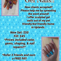Clients needed for Gel Nail business!