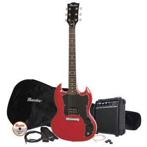 """Gibson """"MAESTRO""""  SG Electric Guitar Pack - NEW IN BOX"""