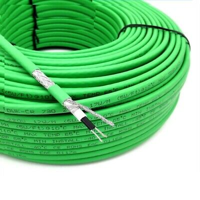 Self Regulating Heating Cable Water Proof Inside Warming Freeze Protection Wire