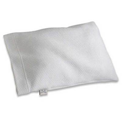 Bucky B631BWH 11.5 x 14.5 Travel Duo Bed Pillow Case - White