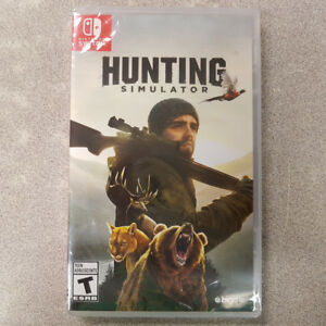 Hunting Simulator Switch Game