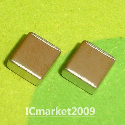 10 Pcs 47uf25v 2220 5.7x5.0mm 25v 47uf Smd Ceramic Capacitors